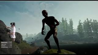 The Forest Vr Quick-play Video