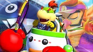 Mario Tennis Aces In A Nutshell