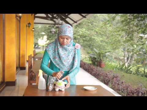Video Langkah-langkah menanam benih gandum