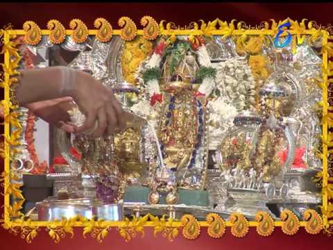 Sri Devi Navratri Mahotsavamlu | Aradhana | 10th October 2016 | ETV Telugu