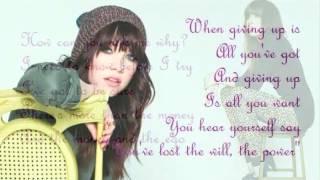 Carly Rae Jepsen- Money and the Ego Lyrics