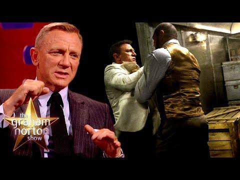 Daniel Craig o zraněních a poslední bondovce
