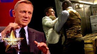 Daniel Craig Broke Dave Bautista's Nose   The Graham Norton Show