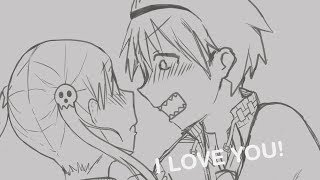 Soul Eater Animatic - Soul's Confession (SoMa)