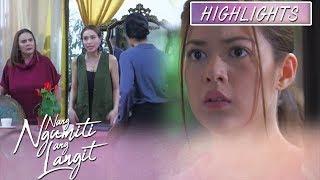 Grace overhears Katrina and Divina's conversation   Nang Ngumiti Ang Langit