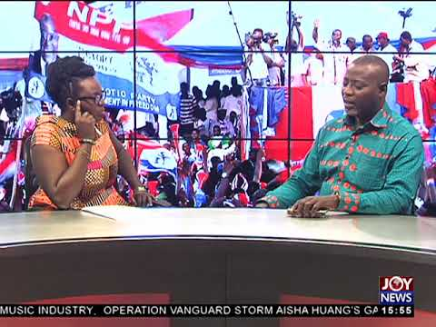 NPP National Elections - The Pulse on JoyNews (20-4-18)