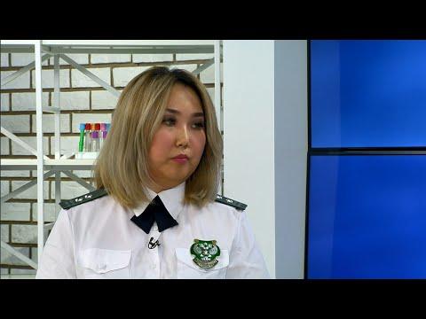 Участие старшего госинспектора Управления в программе «По Госту» телеканала «Астрахань-24»