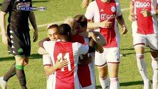Άγιαξ - Παναθηναϊκός: 1-2 Τα γκολ του αγώνα