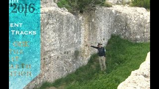 Ancient Vechicle Tracks - The Spain 2016 Expedition