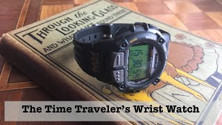 The Time-Traveler's Wristwatch: A Timepiece Worthy of Doctor Who.