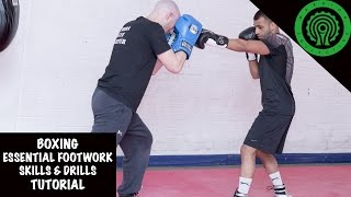 Boxing Essential Footwork Skills and Drills Tutorial
