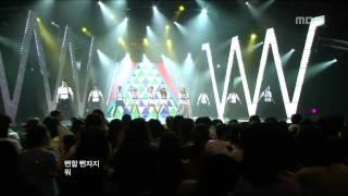 5dolls - Like this or that, 파이브돌스 - 이러쿵 저러쿵, Music Core 20110618