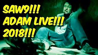 #Saw9☆Adam Live?!☆Биография Ли Уоннела☆[Сценарист,Актер,Режиссер]2018!!!
