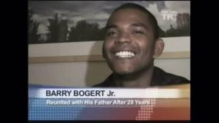 Father & Son Reunite (Barry Bogert Jr & Sr.)