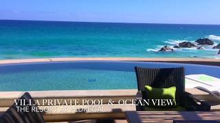 Travel Channel: The Perfect Romantic Get-a-way! [The Resort at Pedregal, Cabo San Lucas] [VIDEO]