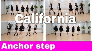 California- Line Dance (Intermediate)Daniel Whittaker&José miguel Belloque Vane