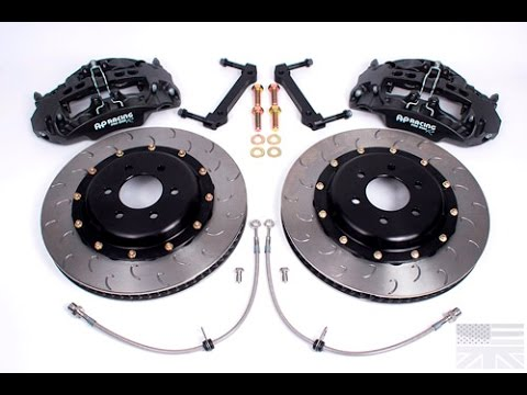 Know Brakes 6: The Competition Brake Kit Design Process