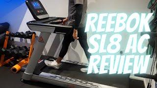 Best Reebok Treadmill Ever? | Reebok SL8 AC Review