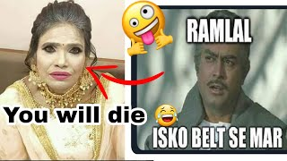 Ranu Mondal EPIC Hilarious Memes On Her New Makeup Look   You Cant Miss This