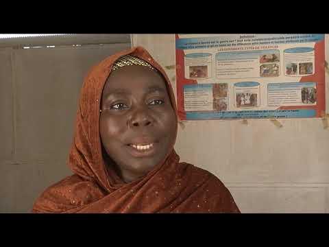 Population d'Afrique, Au coeur d'un camp de réfugiés et de déplacés internes au Niger
