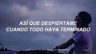 Avicii - Wake Me Up (Traducida al Español)