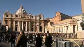 Cap d'any a Roma - Cetres