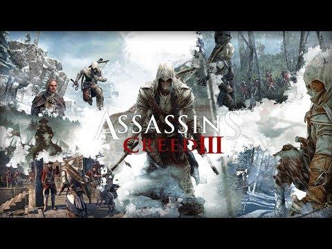 Assassin's Creed III.Нелепые позы.( Приколы)