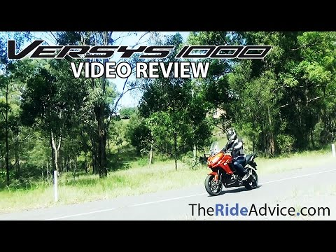 2015 Kawasaki Versys 1000 Road Test Review