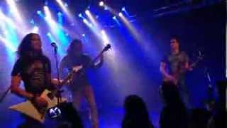 Video Aivn's Naked Trio + Flowerwhile - Walking By Myself (Gary Moore