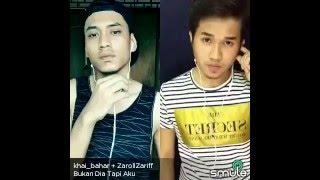 Bukan dia tapi aku by Judika - Zaroll Zariff & Khai Bahar (Smule Malaysia)
