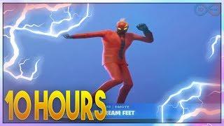 Fortnite Dream Feet Trap Remix 10 Hours