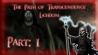 Skyrim Mod: The Path of Transcendence - Lichdom, Part: 1