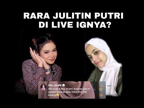 Full Live IG PUTRI di Julitin RARA