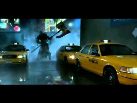 Resident Evil: Retribution - The Best Scene