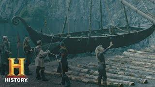 Vikings: Behind the Scenes: Vikings Stunt Coordination (Season 4) | History