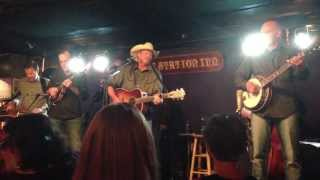 "Alan Jackson ""Mary"" at ""The Bluegrass Album"" show at Station Inn """