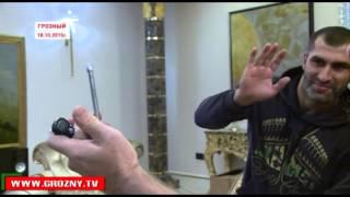 Рамзан Кадыров лично поздравил Магомеда Бибулатова с чемпионским титулом