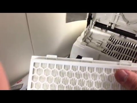 Upgrade your Miele S300 Series filter & Installation