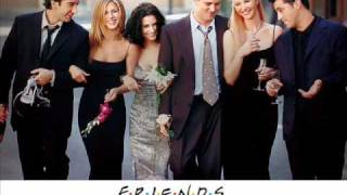 Friends Theme Song (W/ Lyics)