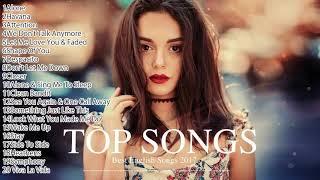 歐美流行音樂 2018 * 流行英文歌   2018 * 英文歌 英文歌曲排行榜2018 * best english hit songs 2018