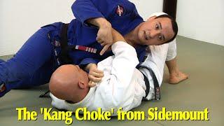 Top Secret: the 'Kang Choke' from Sidemount