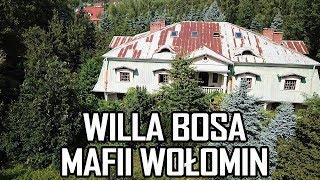 OPUSZCZONA WILLA DZIADA Z MAFII WOŁOMIN - Urbex History