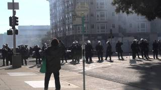 Occupy Oakland: The Battle of Oak Street