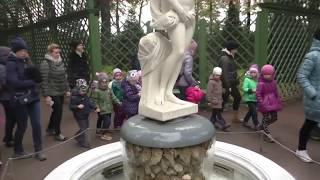 Осенний Летний сад - Санкт-Петербург 7 октября 2018 г