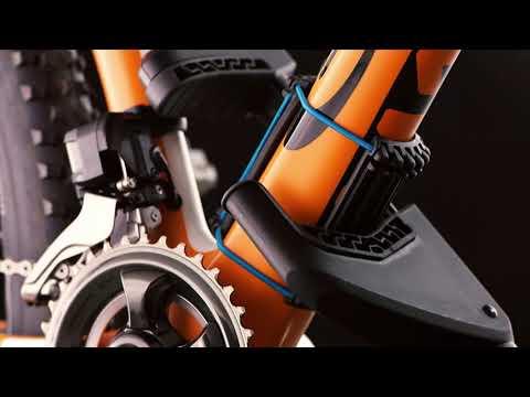 Roof Bike Rack Thule ProRide 598