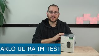 Arlo Ultra im Test - Kabellose Überwachungskamera mit 4K