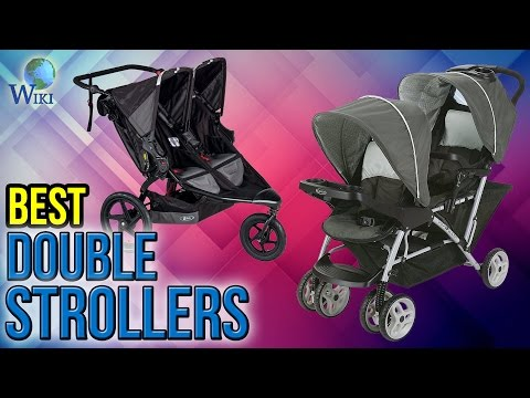 10 Best Double Strollers 2017