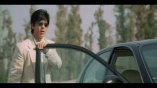 the day 'anjali' met 'don' starring Shahrukh and Kajol