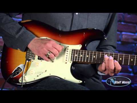 Suhr Classic Antique HSS Electric Guitar | N Stuff Music Product Review