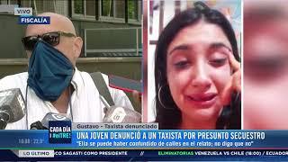 El taxista denunciado por intento de secuestro se defendió en la justicia